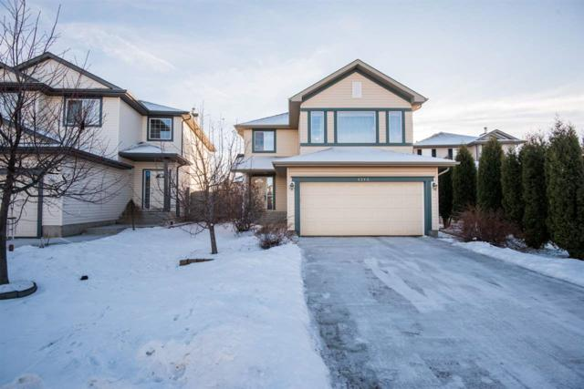 1213 Mcallister Way, Edmonton, AB T6W 1X7 (#E4091845) :: The Foundry Real Estate Company