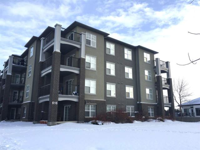 201 616 Mcallister Loop, Edmonton, AB T6W 1N1 (#E4091927) :: The Foundry Real Estate Company