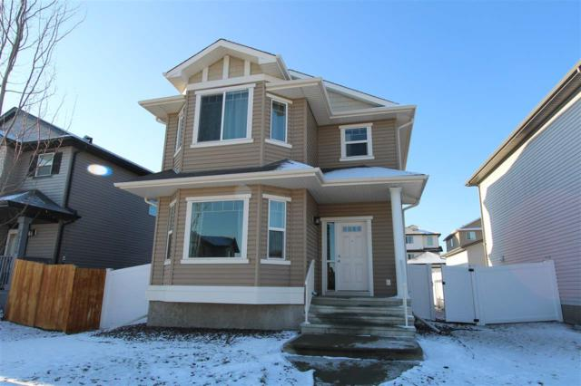 16220 38 Street, Edmonton, AB T5Y 0G6 (#E4091990) :: The Foundry Real Estate Company