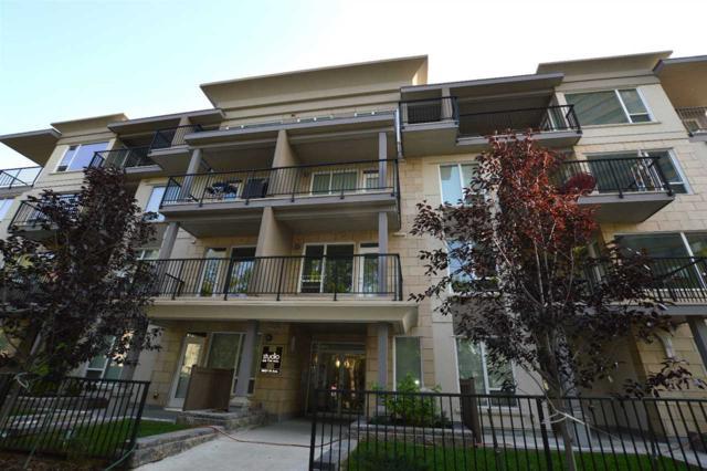 212 9907 91 Avenue NW, Edmonton, AB T6E 2T7 (#E4092111) :: GETJAKIE Realty Group Inc.