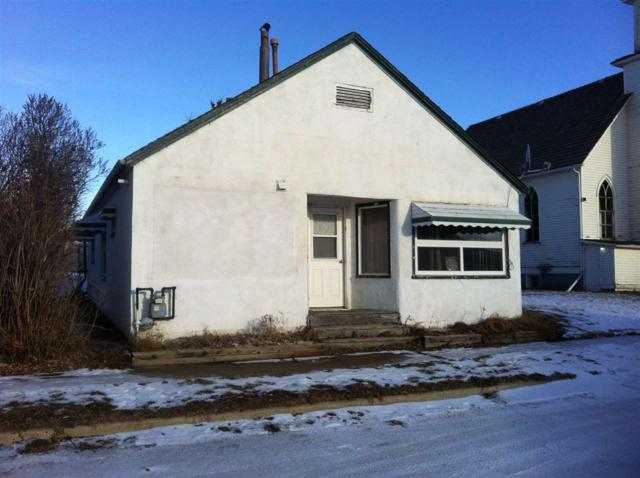 4920 49 Ave, Holden, AB T0B 2C0 (#E4092131) :: The Foundry Real Estate Company