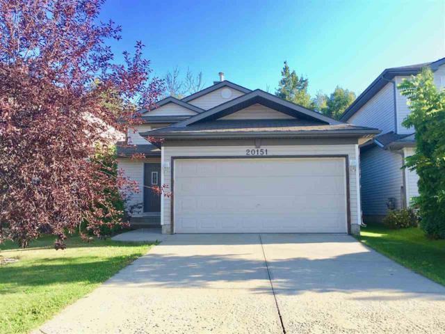 20151 46 Avenue NW, Edmonton, AB T6M 2Y1 (#E4092212) :: The Foundry Real Estate Company