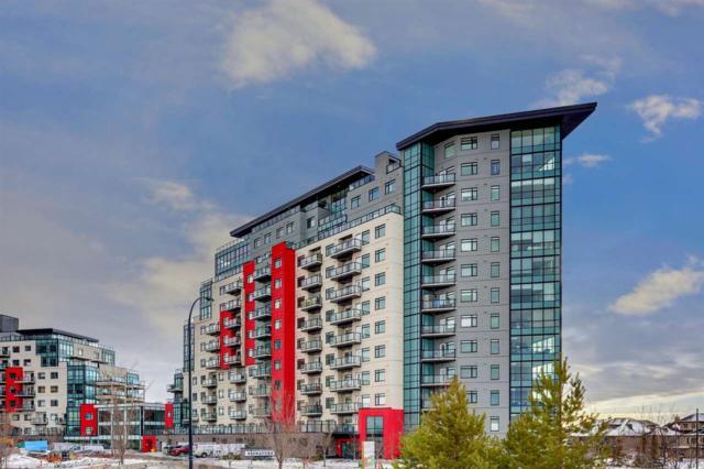 525 5151 Windermere Boulevard, Edmonton, AB T6W 2K4 (#E4092228) :: GETJAKIE Realty Group Inc.
