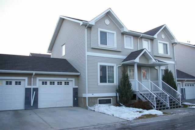 57 2503 24 Street NW, Edmonton, AB T6T 0B5 (#E4092668) :: The Foundry Real Estate Company