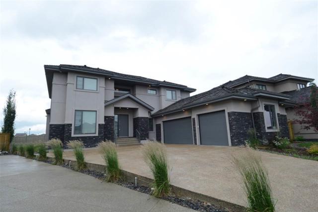 3637 Westcliff Way SW, Edmonton, AB T6W 2L2 (#E4092708) :: GETJAKIE Realty Group Inc.