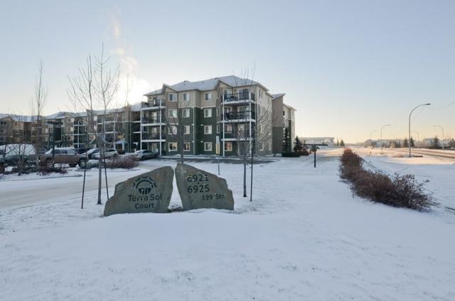404 6921 199 Street NW, Edmonton, AB T5T 3X7 (#E4092864) :: The Foundry Real Estate Company