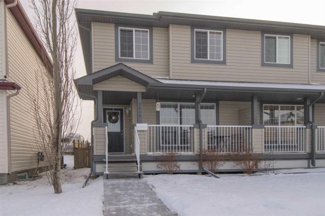 2519 28B Avenue NW, Edmonton, AB T6T 2A2 (#E4092892) :: The Foundry Real Estate Company