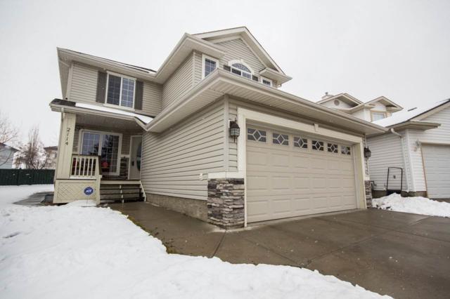 2114 Garnett Close NW, Edmonton, AB T5T 6R4 (#E4092923) :: The Foundry Real Estate Company
