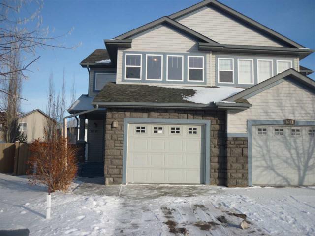 8743 Stein Lane, Edmonton, AB T6R 0E2 (#E4092998) :: The Foundry Real Estate Company