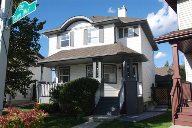 1454 Grant Way NW, Edmonton, AB T5T 6L3 (#E4093070) :: The Foundry Real Estate Company