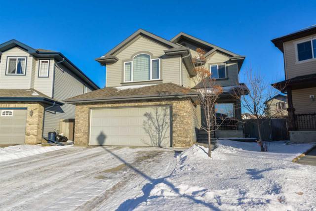 6927 Strom Lane NW, Edmonton, AB T6R 0G3 (#E4093085) :: The Foundry Real Estate Company