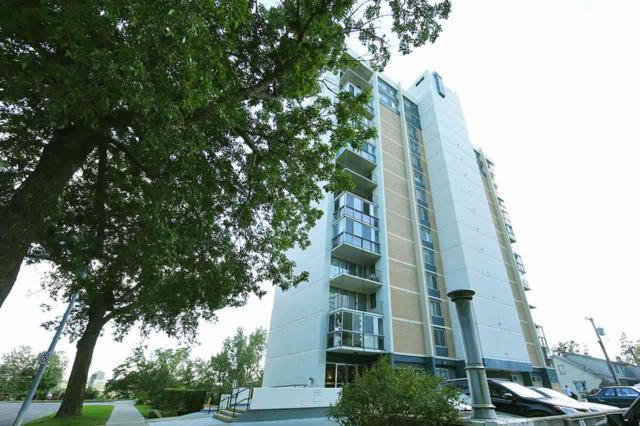 604 9908 114 Street, Edmonton, AB T5K 1R1 (#E4093108) :: GETJAKIE Realty Group Inc.