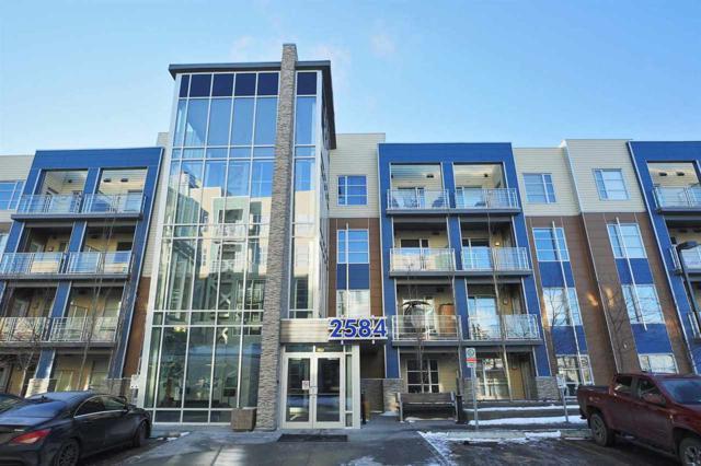 411 2584 Anderson Way SW, Edmonton, AB T6W 0R2 (#E4093182) :: GETJAKIE Realty Group Inc.