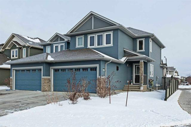 613 175A Street, Edmonton, AB T6W 2G5 (#E4093187) :: GETJAKIE Realty Group Inc.