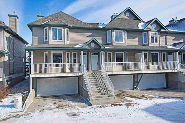 16 903 Rutherford Road, Edmonton, AB T6W 1N9 (#E4093197) :: The Foundry Real Estate Company
