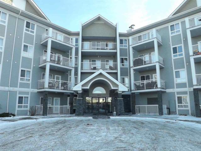 318 5340 199 Street NW, Edmonton, AB T6M 0A5 (#E4093206) :: The Foundry Real Estate Company