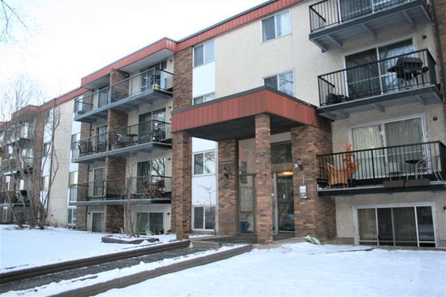 103 10335 117 Street NW, Edmonton, AB T5K 1X9 (#E4093216) :: GETJAKIE Realty Group Inc.
