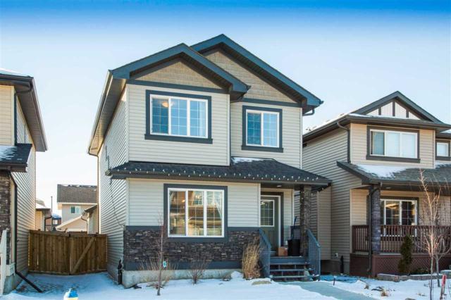 1124 177 Street SW, Edmonton, AB T6W 2J7 (#E4093260) :: GETJAKIE Realty Group Inc.