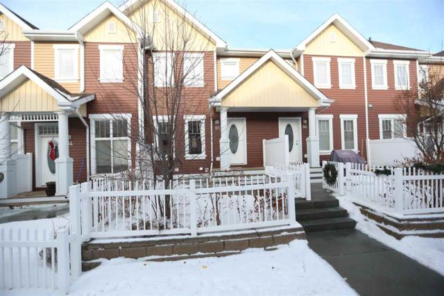 85 1623 Towne Centre Boulevard, Edmonton, AB T6R 0S3 (#E4093277) :: The Foundry Real Estate Company