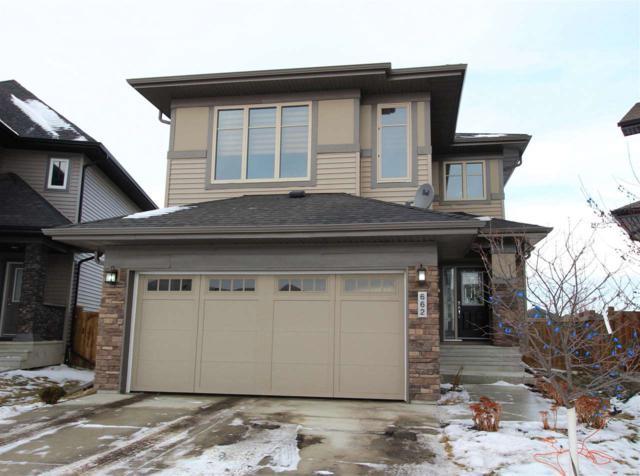 662 Adams Way SW, Edmonton, AB T6W 0K1 (#E4093344) :: GETJAKIE Realty Group Inc.