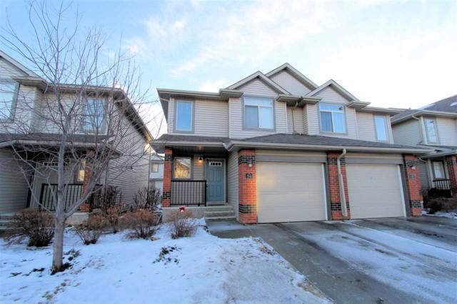 54 1128 156 Street, Edmonton, AB T6R 0C9 (#E4093367) :: The Foundry Real Estate Company