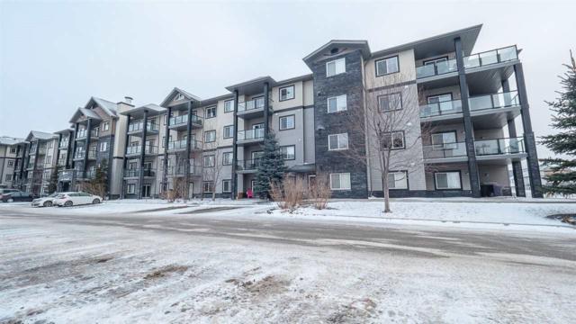 321 1204 156 Street NW, Edmonton, AB T6R 0R6 (#E4093484) :: The Foundry Real Estate Company