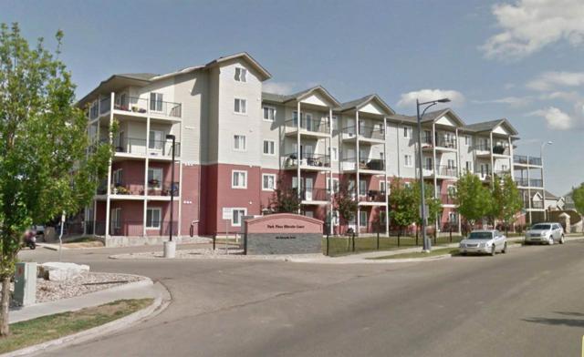 430 111 Edwards Drive, Edmonton, AB T6X 0C4 (#E4093499) :: The Foundry Real Estate Company