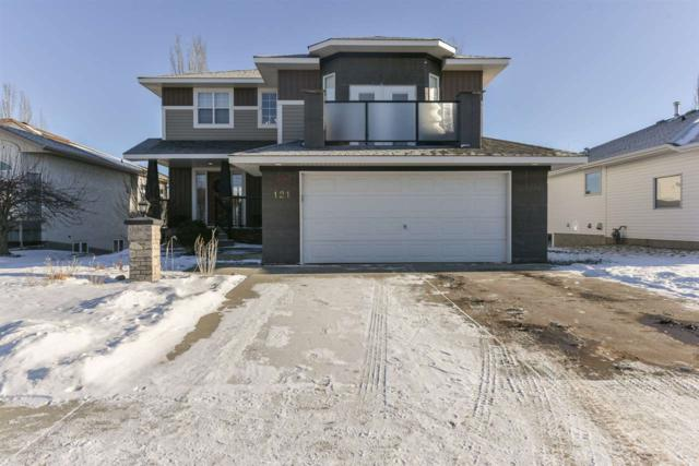 121 William Bell Drive, Leduc, AB T9E 6P8 (#E4093545) :: The Foundry Real Estate Company