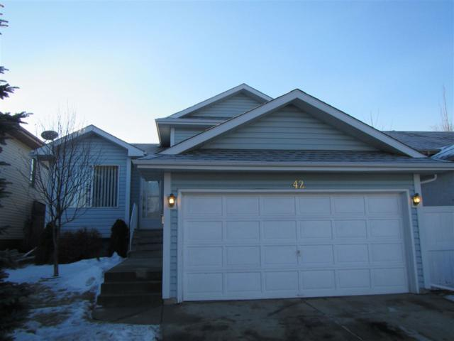 42 Blueberry Crescent, Sherwood Park, AB T8H 1P6 (#E4093567) :: The Foundry Real Estate Company