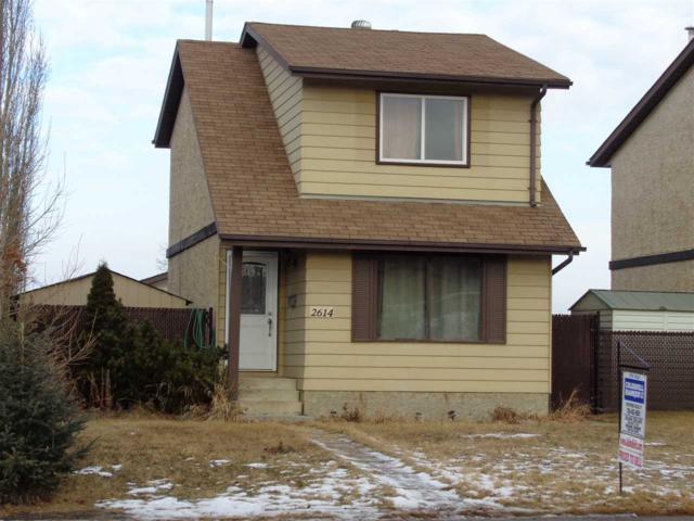 2614 151 Avenue, Edmonton, AB T5Y 4Z3 (#E4093592) :: The Foundry Real Estate Company