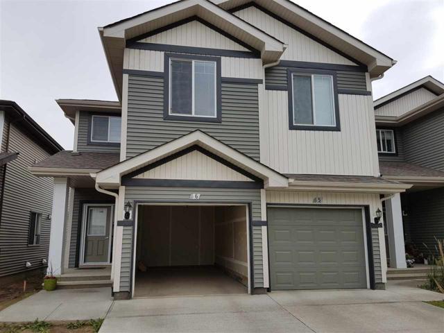 6 8209 217 Street, Edmonton, AB T5T 6Z4 (#E4093593) :: The Foundry Real Estate Company