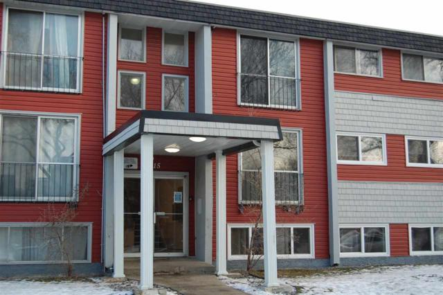 202 10615 114 Street NW, Edmonton, AB T5H 3J8 (#E4093596) :: The Foundry Real Estate Company