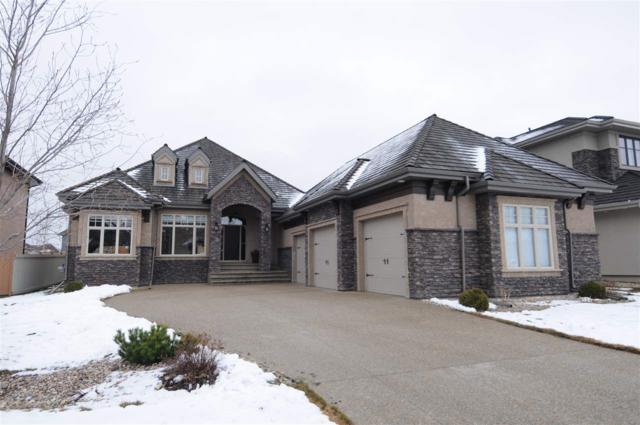 2423 Cameron Ravine Drive NW, Edmonton, AB T6M 0J2 (#E4093597) :: The Foundry Real Estate Company