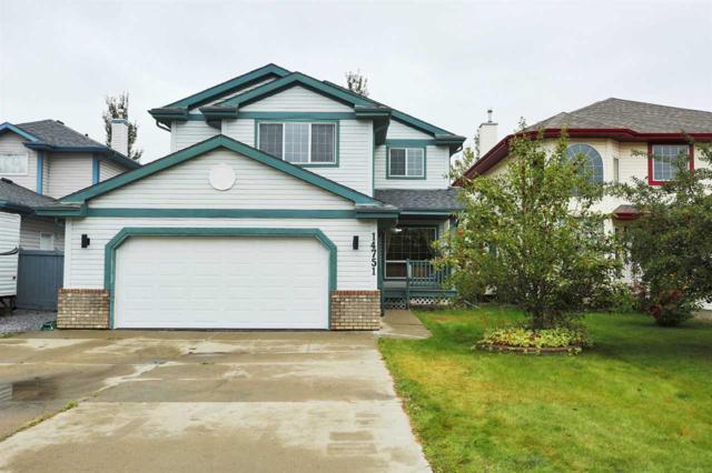 14751 131 Street, Edmonton, AB T6V 1J9 (#E4093598) :: The Foundry Real Estate Company