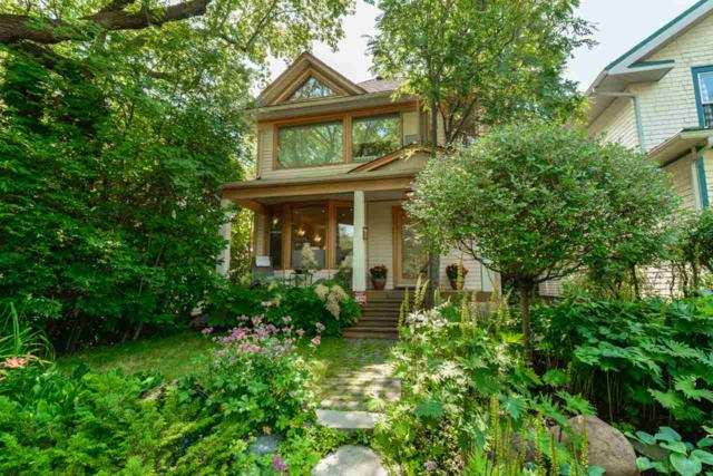 9737 93 Avenue NW, Edmonton, AB T6E 2V8 (#E4093600) :: The Foundry Real Estate Company