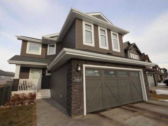 2063 Redtail Common, Edmonton, AB T5S 0H3 (#E4093936) :: The Foundry Real Estate Company