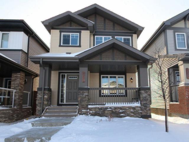 2253 Casey Crescent, Edmonton, AB T6W 3M8 (#E4094531) :: The Foundry Real Estate Company