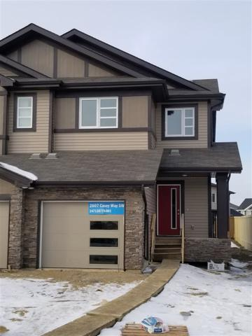 2607 Casey Way SW, Edmonton, AB T6W 3N2 (#E4095374) :: The Foundry Real Estate Company