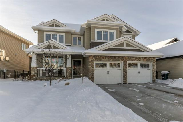 47 Lincoln Green, Spruce Grove, AB T7X 0N5 (#E4095642) :: The Foundry Real Estate Company