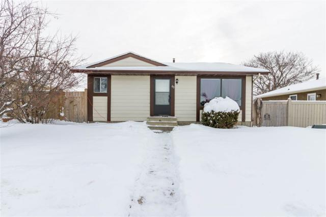 43 Lunnon Drive, Gibbons, AB T0A 1N0 (#E4095779) :: Müve Team | RE/MAX Elite