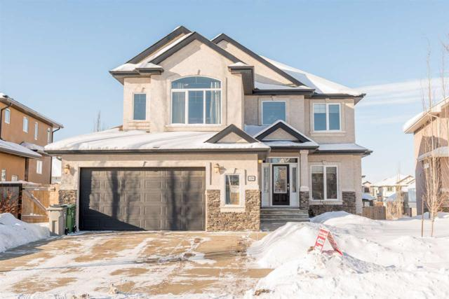 3206 62 Street, Beaumont, AB T4X 1T6 (#E4096365) :: The Foundry Real Estate Company