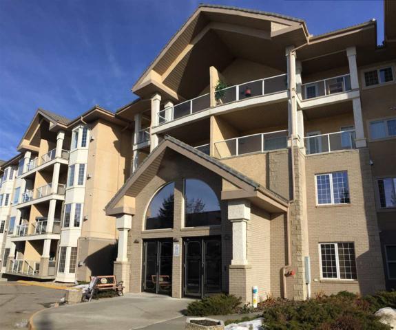 319 11260 153 Avenue NW, Edmonton, AB T5X 6E7 (#E4096498) :: The Foundry Real Estate Company
