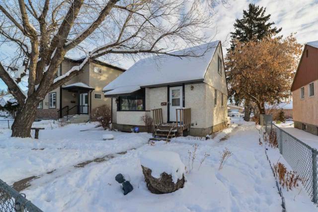 11819 126 Street NW, Edmonton, AB T5L 0W1 (#E4096519) :: The Foundry Real Estate Company