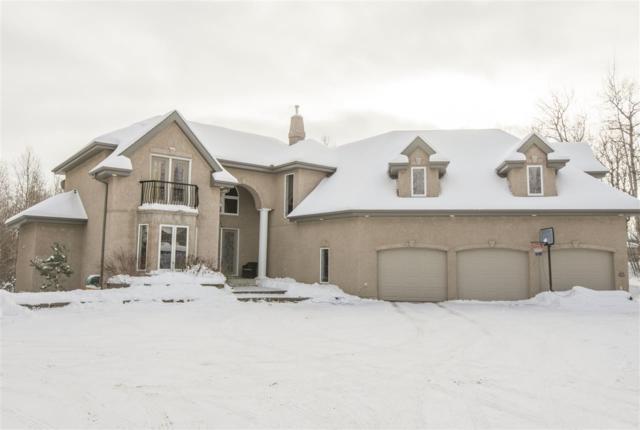 7-54030 Rr275, Rural Parkland County, AB T7X 3V4 (#E4096543) :: The Foundry Real Estate Company