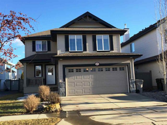 45 Masson Point(E), Beaumont, AB T4X 1S9 (#E4096736) :: The Foundry Real Estate Company