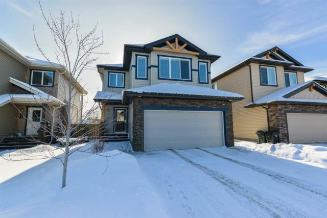 65 Meadowview Landing, Spruce Grove, AB T7X 0N7 (#E4096768) :: The Foundry Real Estate Company