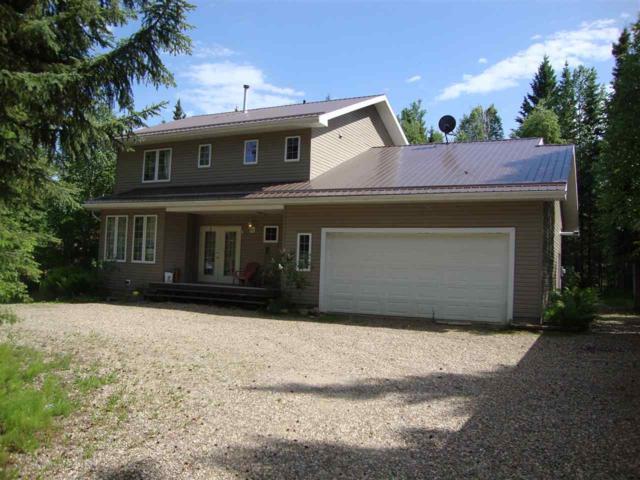1505 Long Lake Drive, Long Lake, AB T0A 0M0 (#E4096824) :: The Foundry Real Estate Company