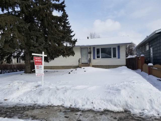 10709 153 Street NW, Edmonton, AB T5P 2C6 (#E4097246) :: The Foundry Real Estate Company