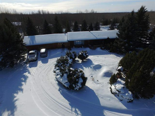 112 54120 Range Road 12, Rural Parkland County, AB T7Y 0A5 (#E4097461) :: The Foundry Real Estate Company