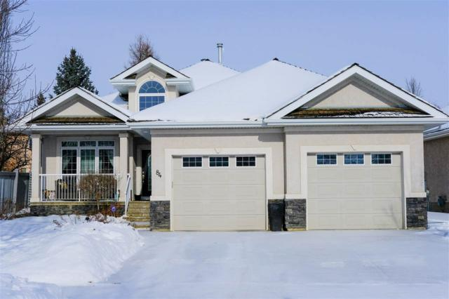 84 Leonard Drive, St. Albert, AB T8N 6V6 (#E4097480) :: Müve Team | RE/MAX Elite
